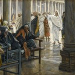 """Christ said, """"Woe unto you, scribes and pharisees!"""""""