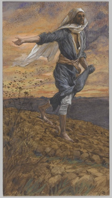 The Sower by James Tissot (Brooklyn Museum) [in the public domain]